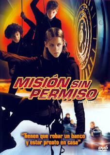 Mision sin permiso