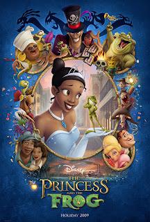 La princesa y el sapo (Tiana y el sapo) (2009)