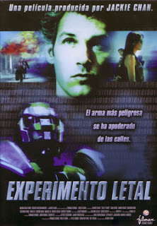 Experiento letal - Gen x Cops2 -(ciencia ficción)