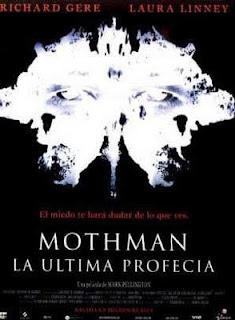 Mothman la ultima profecia (2002)