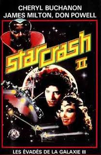Star Crash 2 Huida de la tercera galaxia (1981)