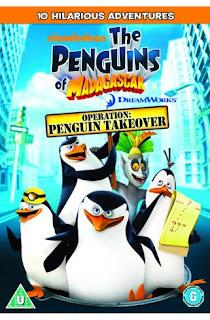 The Penguins Of Madagascar Operation Penguin Takeover (2010)