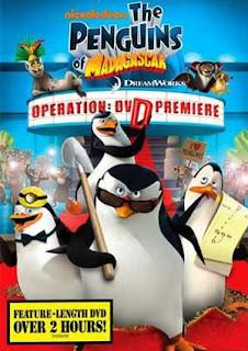 Los Pinguinos de Madagascar Operación DVD Premiere (2010)