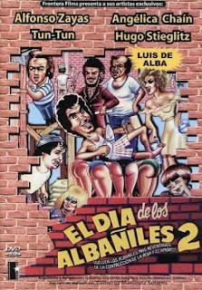 El dia de los albañiles 2 (1984)
