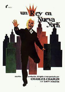 Un rey en Nueva York (1957)