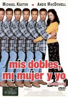 Mis dobles mi mujer y yo (1996)