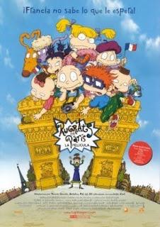 Los Rugrats en Paris (2000)