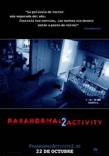 Actividad Paranormal 2 (2010)