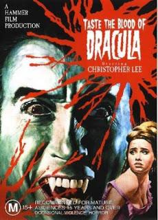 El poder de la sangre de Dracula (1970)