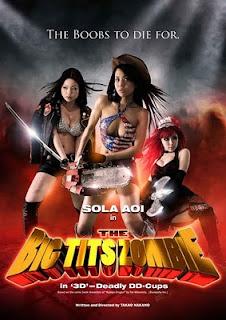 The big tits zombie (2010)