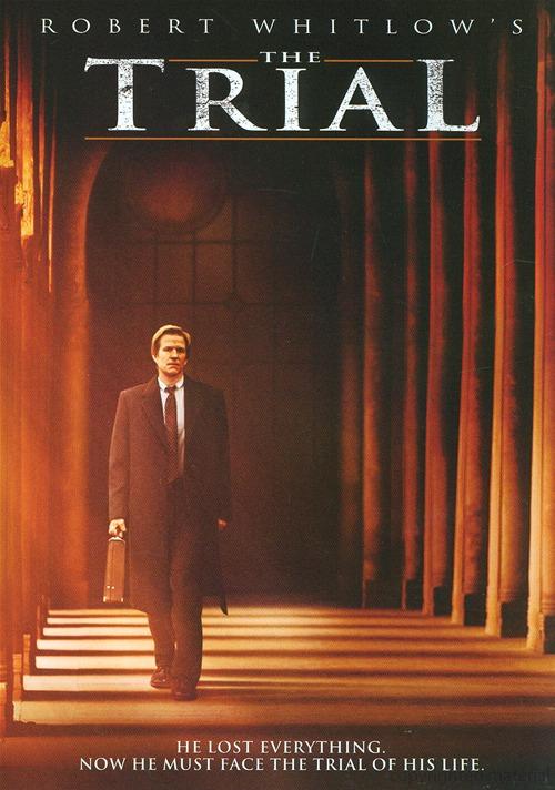 Poster de The Trial