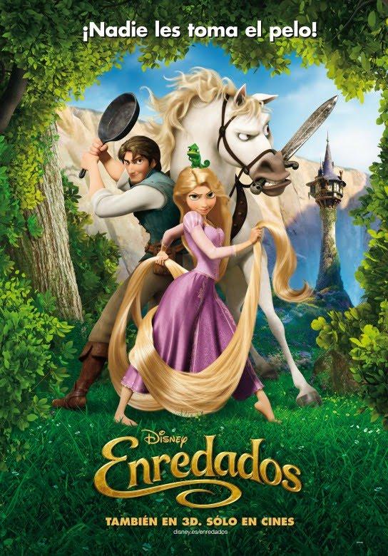 Enredados (Rapunzel) (2010) online - ver online Enredados ...