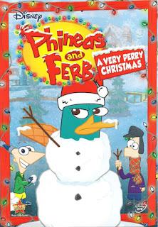 Phineas y Ferb una muy Perryz Navidad (2010)