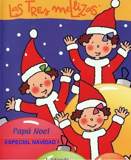 Papa Noel y las tres mellizas Especial Navidad (2010)