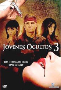 Jovenes ocultos 3 Sed de sangre (2010)