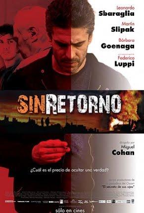 Sin retorno (2010) Español