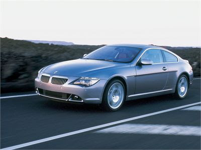 The BMW 6 Series is not a sport in the strict sense,