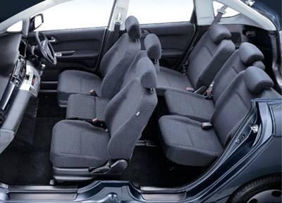 Honda FR V New