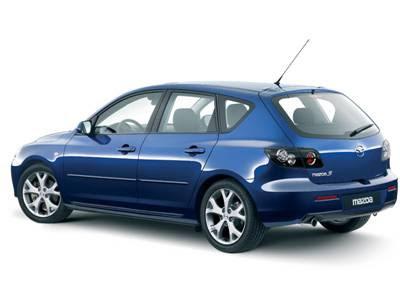 Mazda on Mazda Oto Lovers  Mazda 3