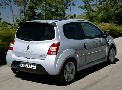 Renault Twingo RS 133 Rear