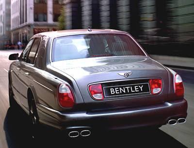 Modern Bently Cars