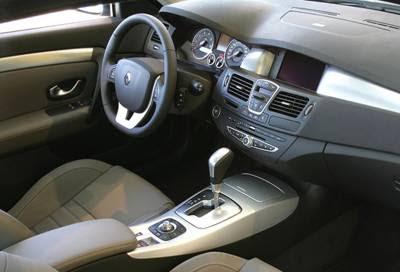 2009 Renault Laguna Coupe