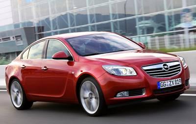 2009 Opel Insignia Car Picture