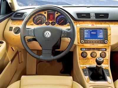 2009 Volkswagen Passat Variant Interior