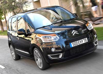 The New Minivan Model Citroen C3 Picasso | Luxury Sports Car Photos