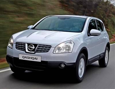 Nissan Qashqai+2 2.0 4WD (2008)