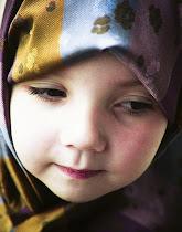 Cute Muslimah Baby