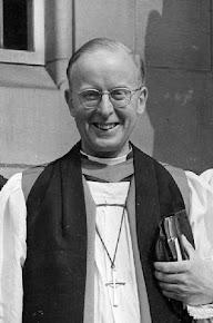 Frederick Donald Coggan.