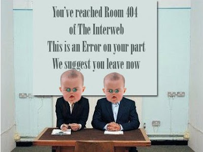 erreur 404 personnalisee