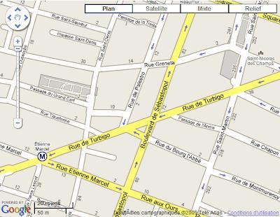 Intégrer la nouvelle barre de contrôle et de zoom à l'API Google Maps