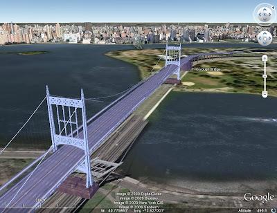 Modèles 3D dans Google Earth