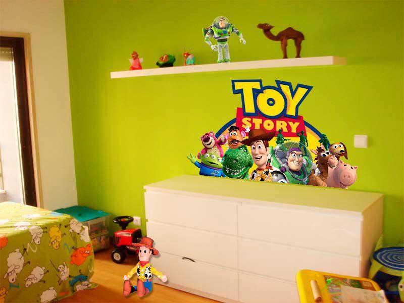 Quarto Toy Story ~ Pai Coruja Estúdio Toy Story 2