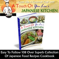 click the pic for 108 japanese recipes