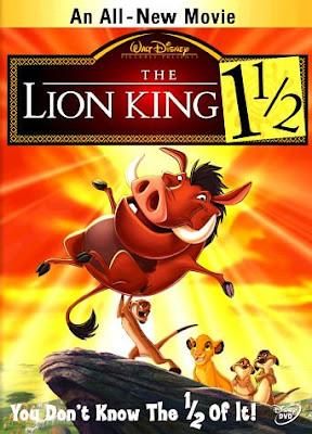 Vua Sư Tử 3 – The Lion King 1½