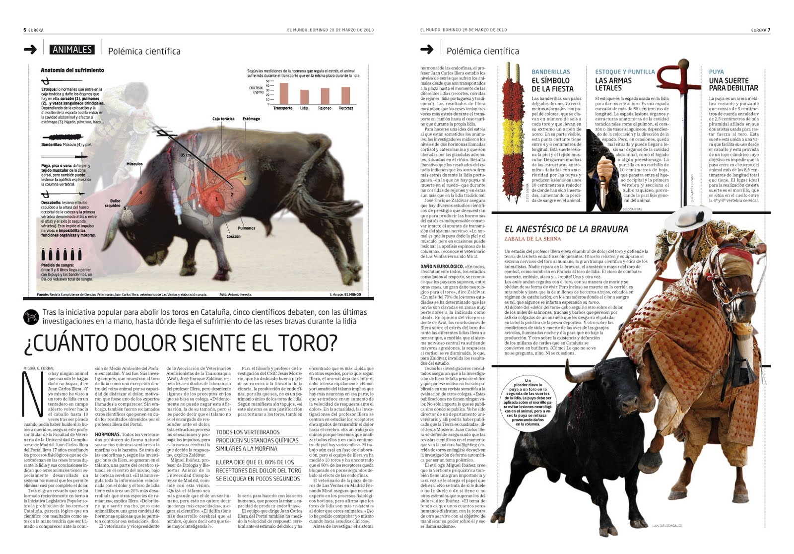 encajabaja | Diseño periodístico, Prensa: ¡Eureka! Ciencia y salud ...