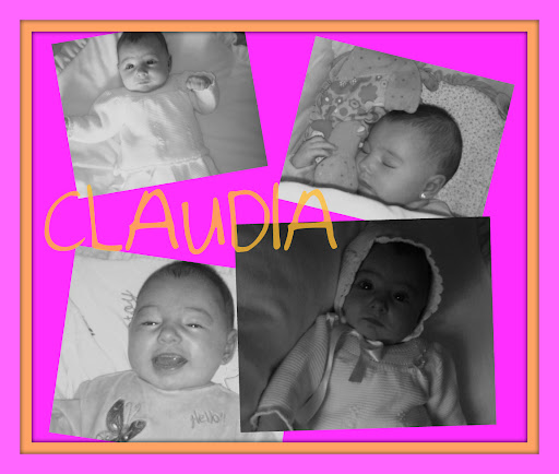 ** CLAUDIA **