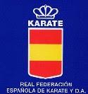 REAL FEDERACIÓN ESPAÑOLA DE KÁRATE