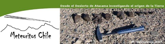 Meteoritos Chile
