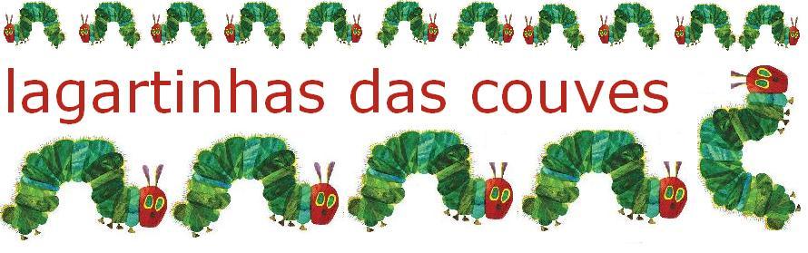 lagartinhas das couves