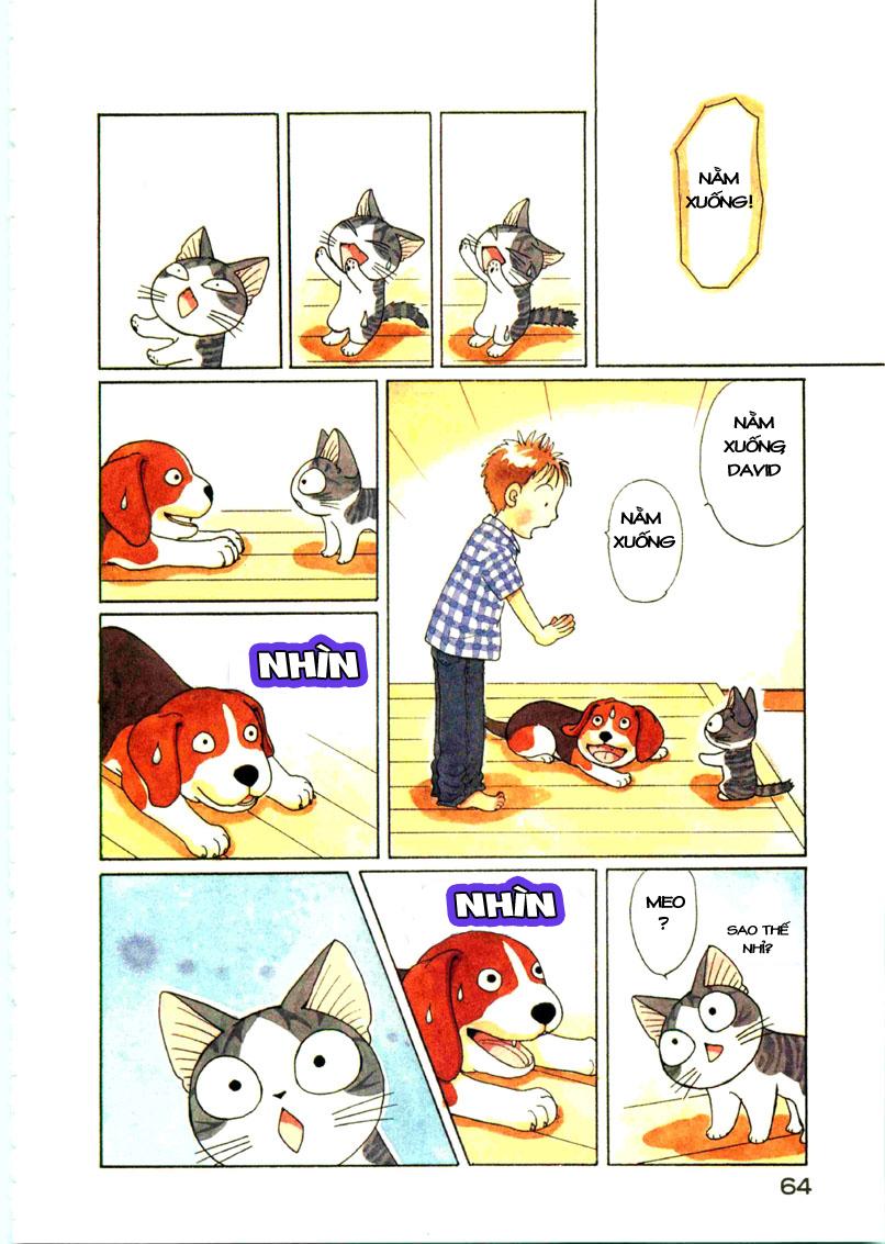 [NyanFan] Chi chap 25 - Trang 6