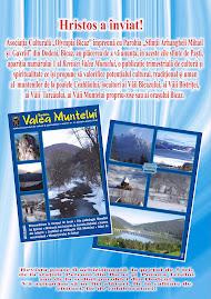Revista Valea Muntelui nr. 1 o puteti citi dand click pe imaginea afisului