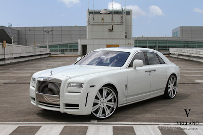 Latest Mansory Rolls-Royce Ghost by MC  Customs Seen On www.coolpicturegallery.us
