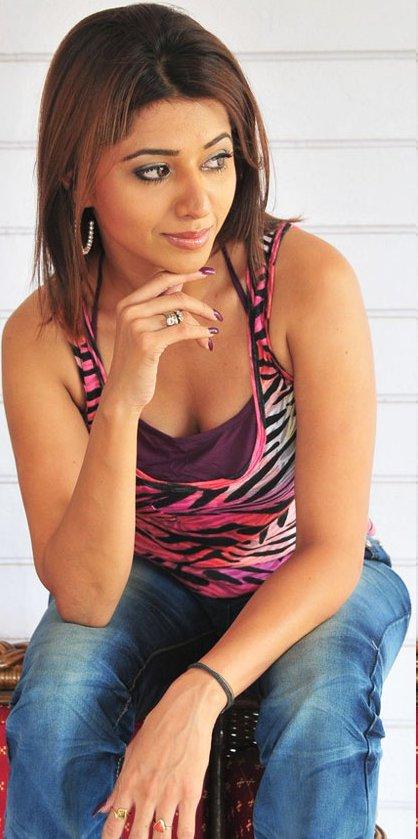 Funtrublog: Beautiful Ridhima Tiwari In Stylish Jeans Photo Shoot