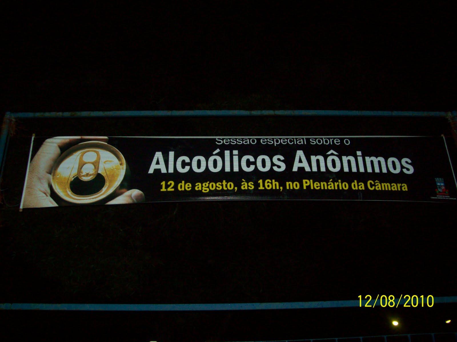 Testes de dependências de álcool