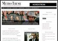 Metro - StudioPress Premium WordPress Theme