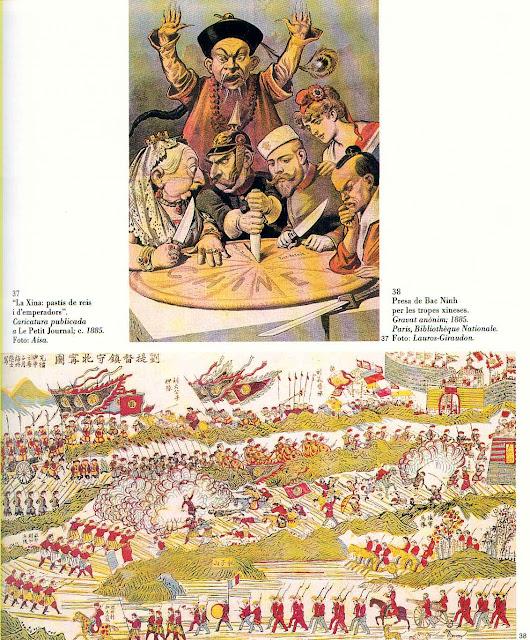 Disputa y conquista del continente asiático (creartehistoria)